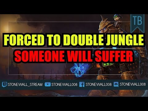 Forced To Double Jungle: Someone Will Suffer