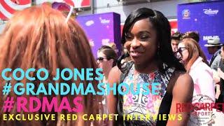 Coco Jones #GrandmasHouse at the 2016 Radio Disney Music Awards #RDMAs #RedCarpet