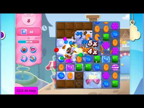 Candy Crush Saga Level 2964 NO BOOSTERS Cookie