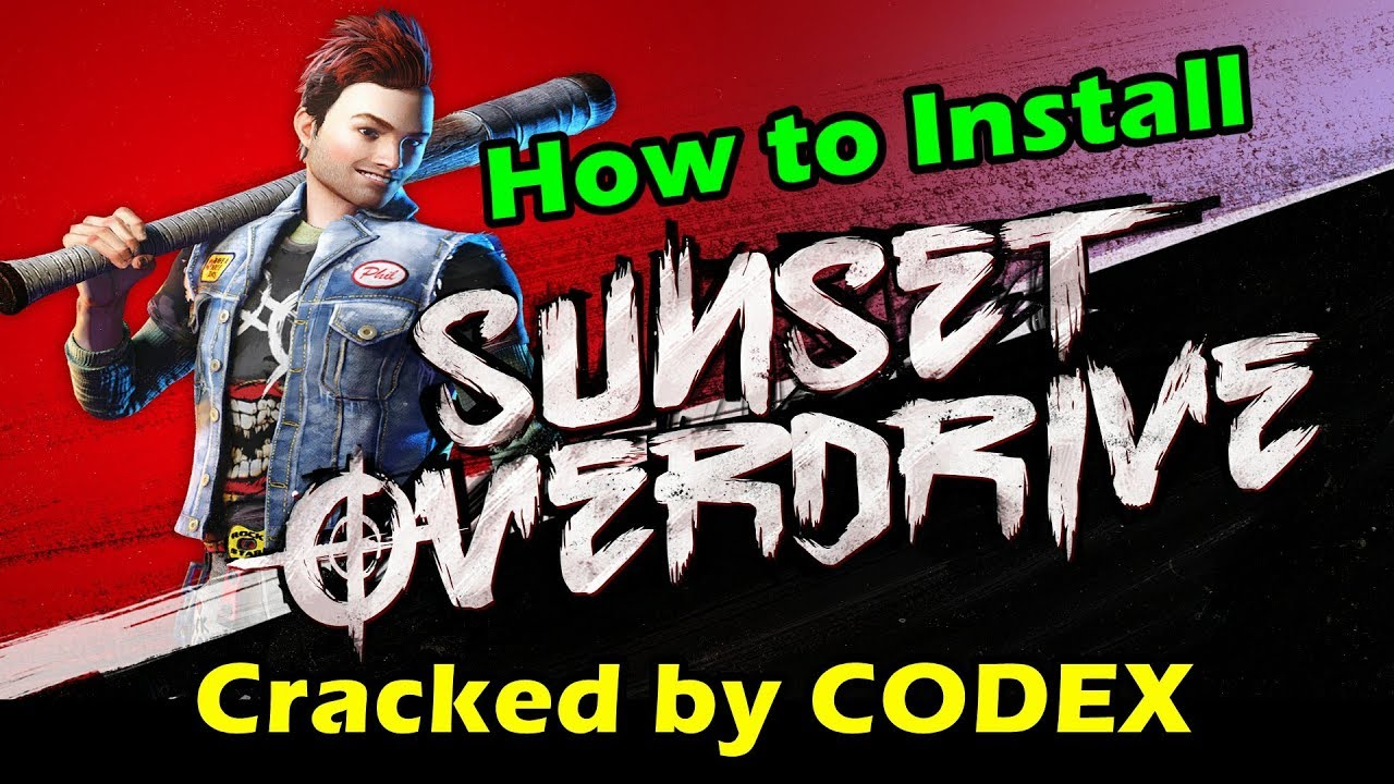 sunset overdrive pc download codex