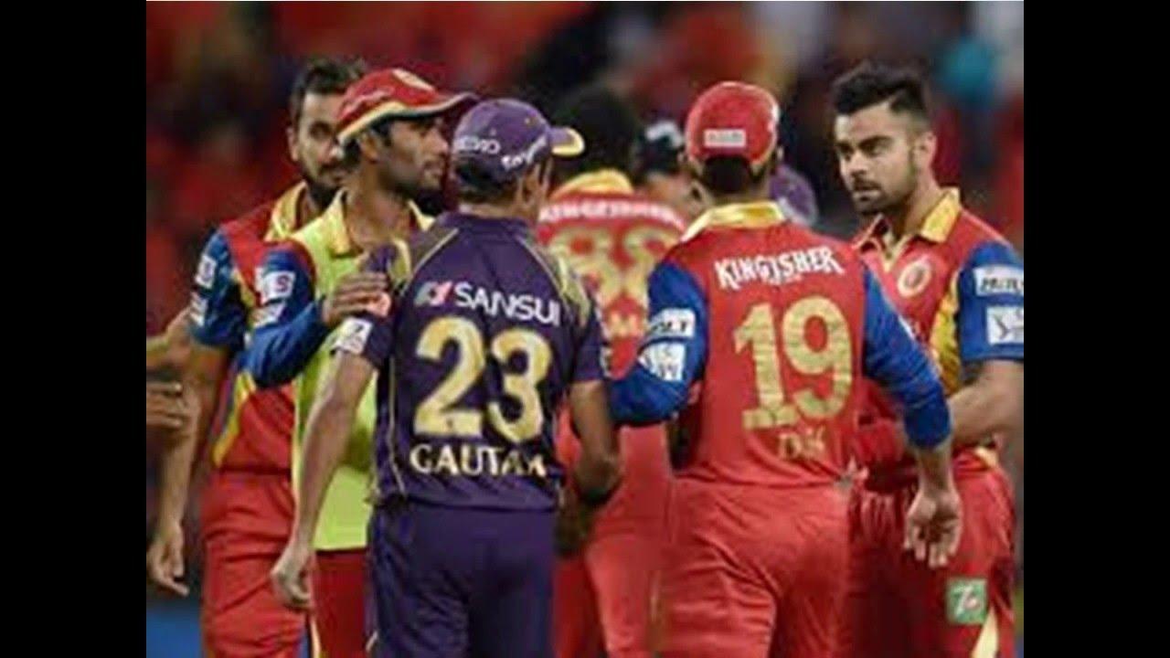 India vs England Virat kohli and gautam gambhir fight photo