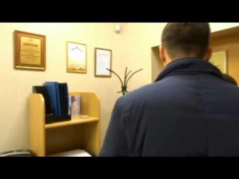 Задержание главврача в Астрахани