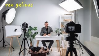 Ron Gelinas NO COPYRIGHT Music for Vlogs and Videos