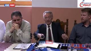 Покрет Живим за Србију на међународној конференцији руско-словенског јединства - Драган Весић