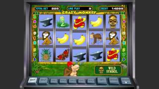 Crazy Monkey (Крейзи Манки, Обезьянка) - как играть в игровой автомат?.
