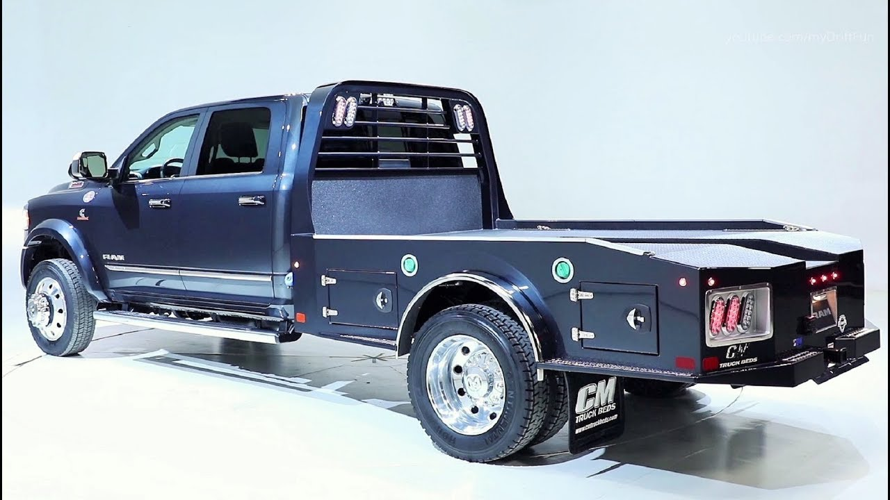 Dodge Ram 5500 >> 2019 Ram 5500 Chassis Cab Limited - High Capability And