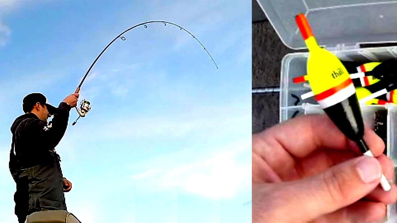 Walleye fishing tips slip bobber tactics youtube for Slip bobber fishing