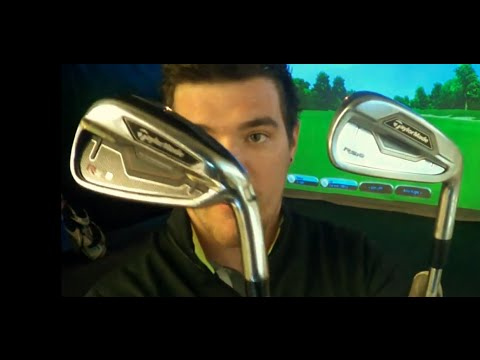 Taylormade RSI 1 And RSI 2 Iron Review