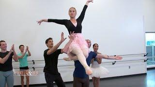 Kellie and Ben Dance with the Nashville Ballet - Pickler & Ben