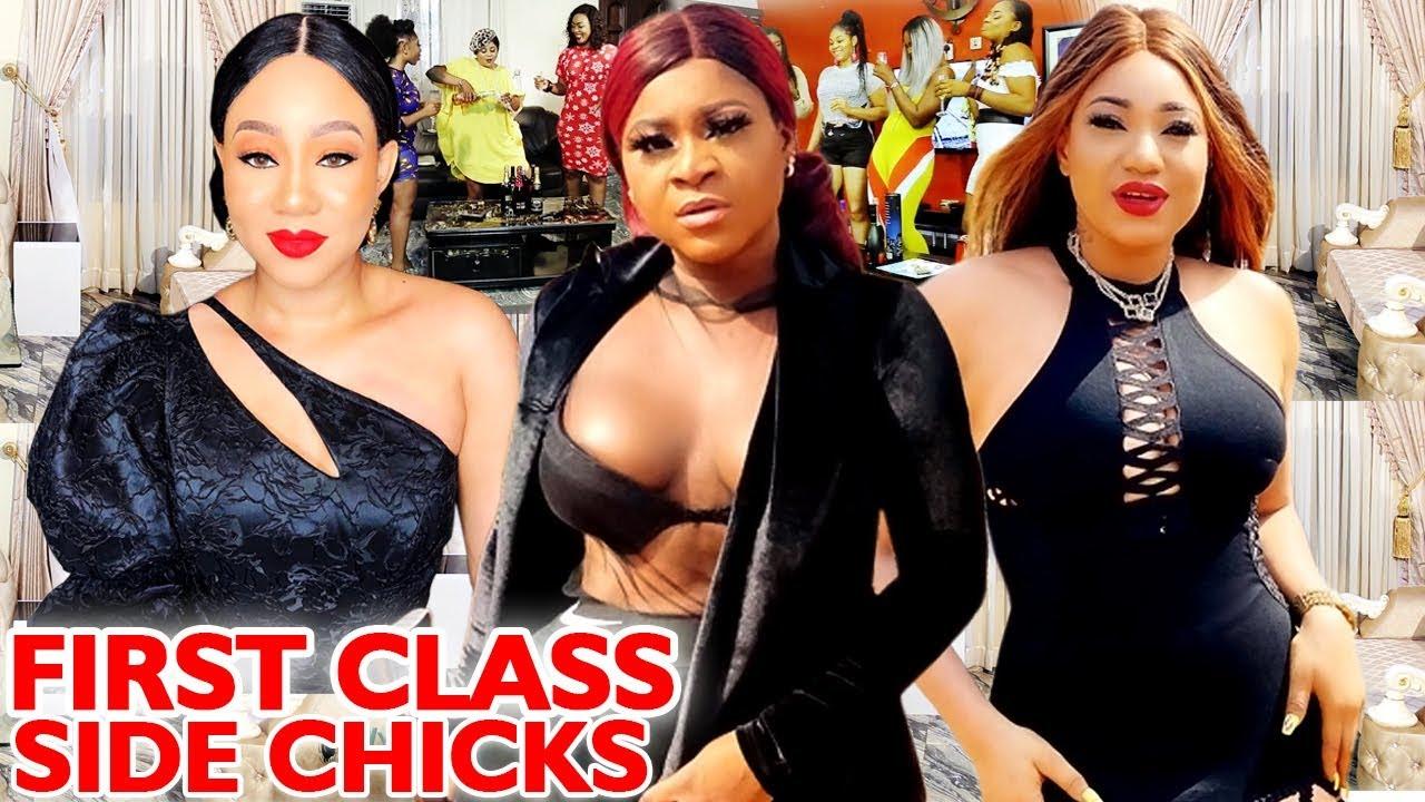 Download First Class Side Chicks COMPLETE Season - Destiny Etiko 2020 Latest Nigerian Movie