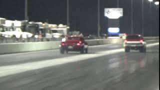 Borrowed Money Vega wagon vs red Camaro on 8 25 at Redemption 14