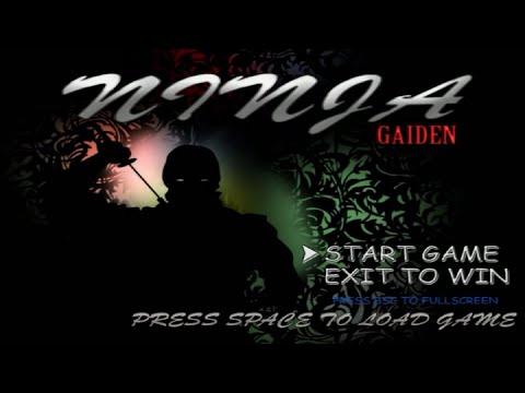Ninja Gaiden [Remake] Construct Classic