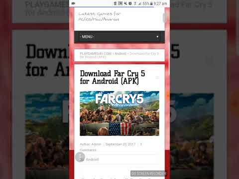 How to Download Far Cry 5 on Android (APK)