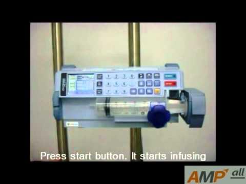 injectomat agilia syringe pump manual