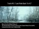 "#10. ""LAST RIDE BACK TO KC"" by Nick Cave & Warren Ellis (The Assassination of Jesse James OST)"