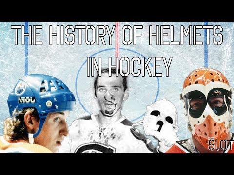 The History Of Helmets In Hockey | In The Slot