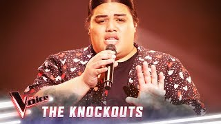 The Knockouts: Loma Schaaf sings 'I Fall Apart' | The Voice Australia
