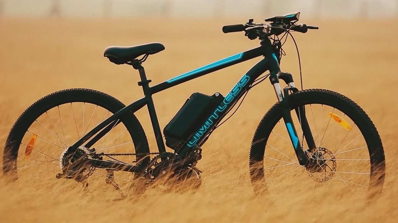 Limitless Electric Bike India S Most Advanced