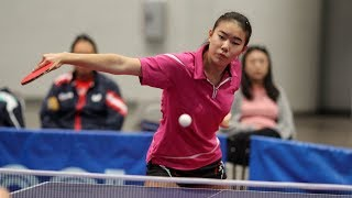 Baixar 2018 US National Table Tennis Championships - Day 2 (Singles Quarter and Semifinals) - Table 1