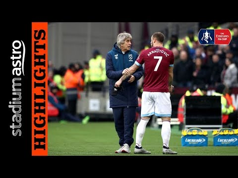 West Ham 2 - 0 Birmingham | FA Cup | Astro SuperSport