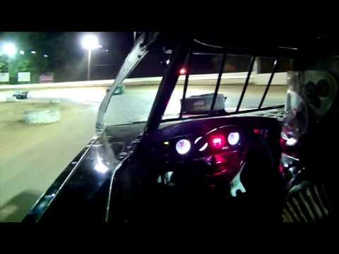 Mike Harrison In Car | Highland Speedway | 5.11.13