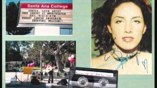 Soraya De Repente Live At Santa College Amphitheater 9 21 02