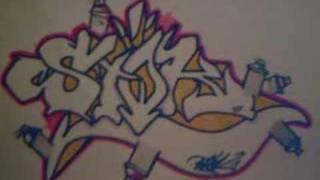 stOk graffiti malaga