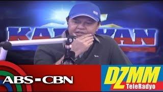 DZMM TeleRadyo: Colmenares to Marcoses: You can't steal billions, then return mere millions