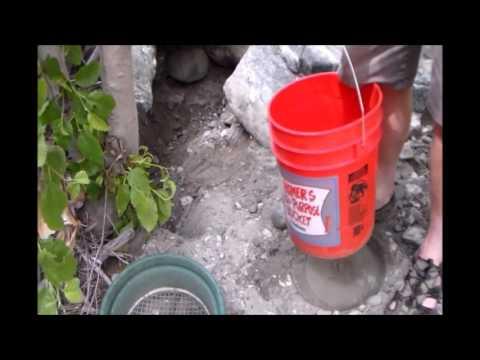 Gold Prospecting Video 5/9/2016