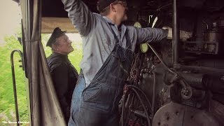 Steam Cab Ride at the Illinois Railway Museum