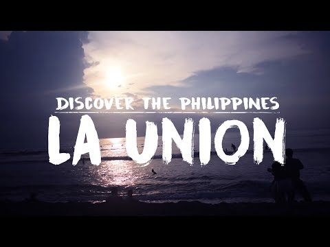 LA UNION: Hidden Surfing Paradise in the Philippines (w/ Bud