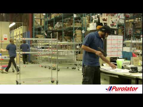 Purolator Logistics™ - Full Process Video