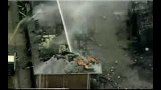 U.S. Navy Jet Crashes into Virginia Apt Building April 6 2012
