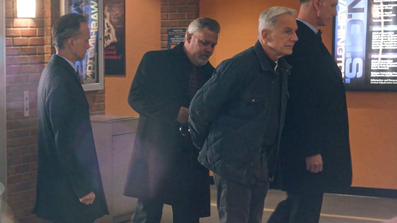 Download Agent Gibbs Arrested For Assault - NCIS 18x10