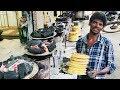 Wow! Amazing And Rare Cooking Style - Steamed Black Gram Cake Making Skills || Palakollu Dibba Rotti