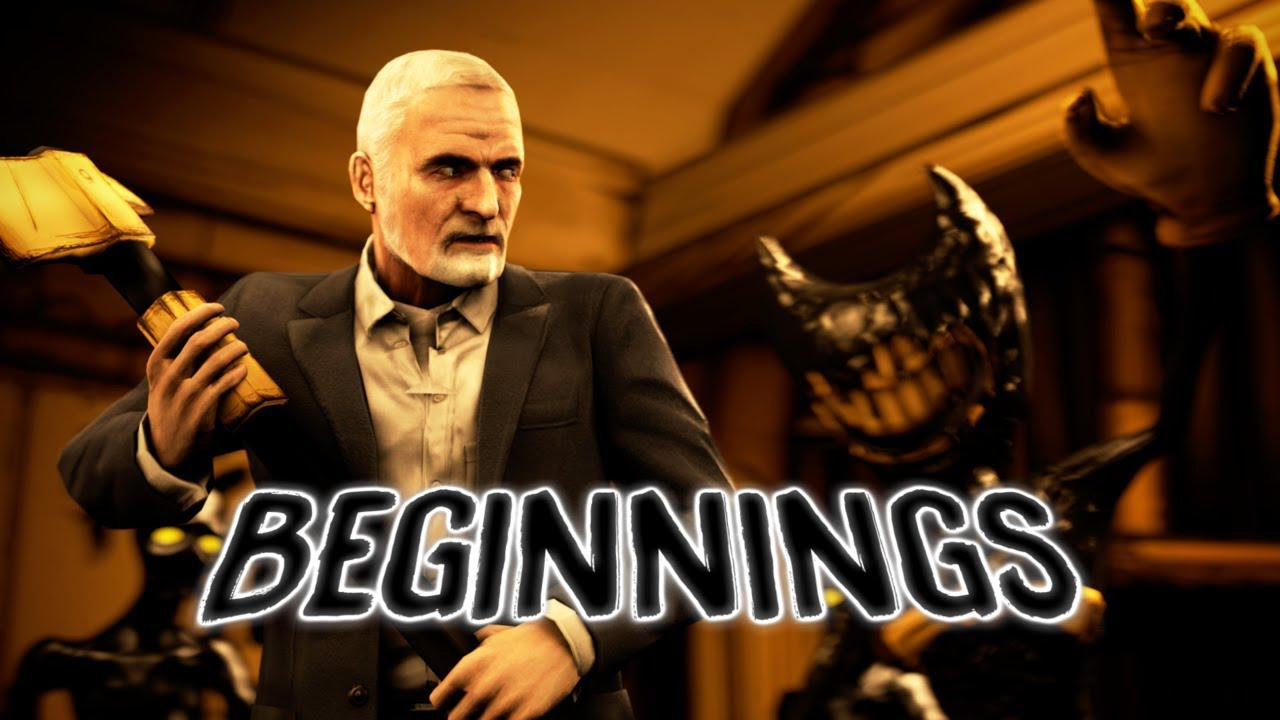 Bendy And The Ink Machine Chapter 5 Song Beginnings By Halacg