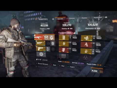 Tom Clancy's The Division™ Warlord 10 Kill Streak Rampage