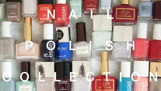 My Nail Polish Collection | ViviannaDoesMakeup