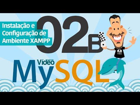 Curso MySQL #02b - Instalando o XAMPP