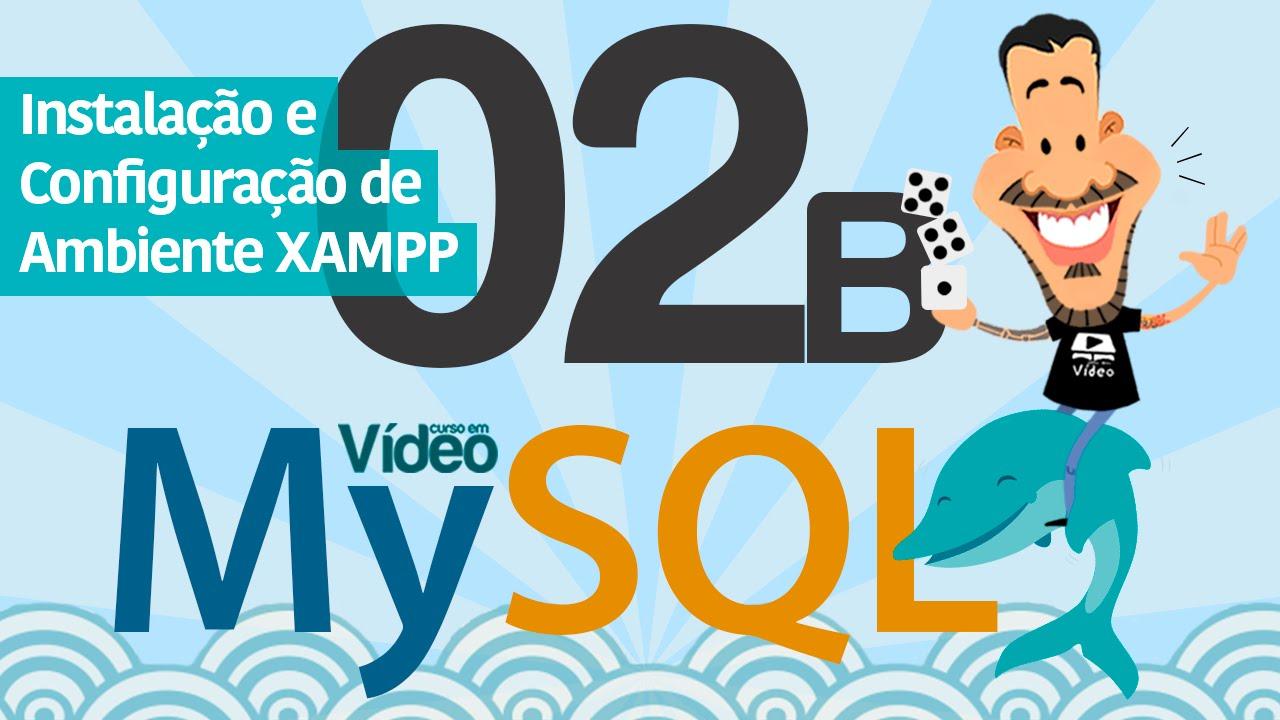 Curso mysql 02b instalando o xampp youtube curso mysql 02b instalando o xampp stopboris Gallery
