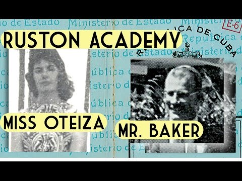 Margarita Oteiza, Ruston Academy, Cuban Boys Home, Matecumbe professor.