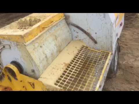 Grout pumps Australia v2 diesel