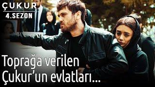 Çukur 4. Sezon 36. Bölüm - Toprağa Verilen Çukurun Evlatları...