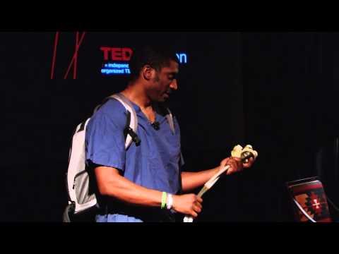 Powerful Artificial Hearts | Dominic Alexander | TEDxTucsonSalon