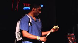 Powerful Artificial Hearts | Dominic Alexander | TEDxTucsonSalon