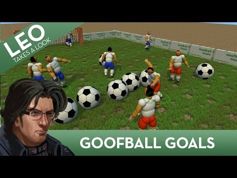 Leo Takes A Look At Goofball Goals