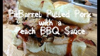 MothersBBQ | How to make Pull Pork on the PitBarrell Cooker