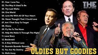 Best Oldies Songs 60s,70s,80s - Engelbert Humperdinck,Paul Anka,Matt Monro ,Elvis, Andy Williams