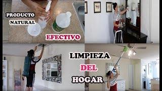 Limpieza basica con Vinagre/ Muebles,Vidrios y Pisos!!