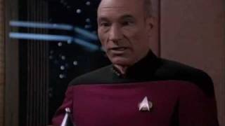 "Star Trek - Picard ""Tea, Earl Grey, Hot"" Clips"